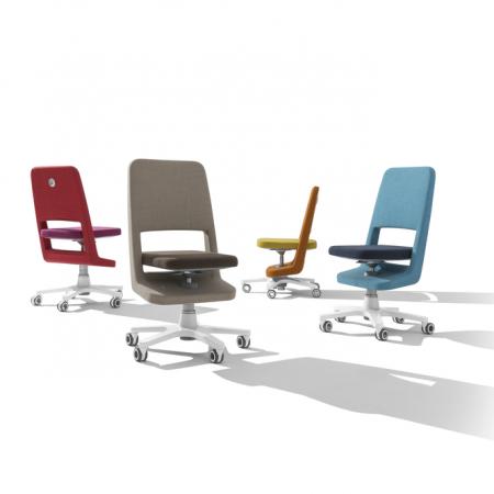 moll designer swivel chairs