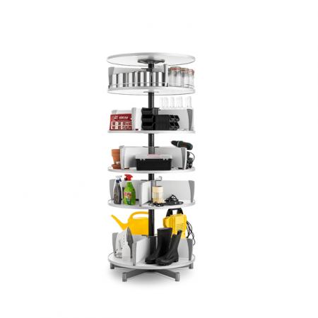moll Rotafile — rotating shelves